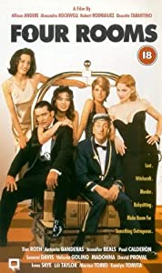 Four Rooms [UK IMPORT]