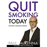 Quit Smoking Today Without Gaining Weight (Book & CD)by Paul McKenna