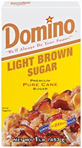 Domino Light Brown Sugar 16oz by Domino