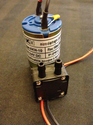 6V - 24V Dc Self Priming Water Pump Ink Device Mini Fish Tank Motorlab Dosing A8