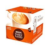 Nescafe Dolce Gusto for Nescafe Dolce Gusto Brewers Caffe Lungo 16 Count Capsules  Pack of 3