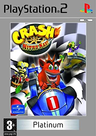 Crash Nitro Kart [Platinum]