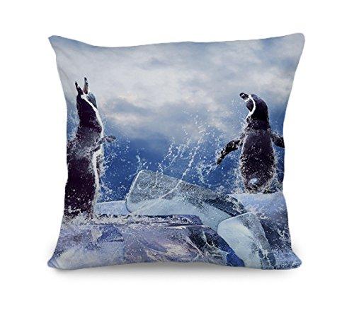 yinggouen-heulender-sea-lions-zwei-dekorieren-fur-ein-sofa-kissenbezug-kissen-45-x-45-cm