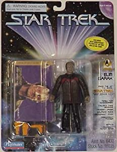 "Star Trek Deep Space Nine Elim Garak 4.5"" Action Figure"