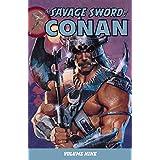 """Savage Sword of Conan Volume 9von """"Michael Fleischer"""""""