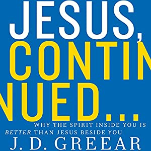 Jesus, Continued Audiobook