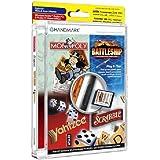 Handmark Monopoly/Scrabble/Battleship/Yahtzee Game Pack On SD/MMC Card (PC)