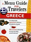 GREECE - A MENU GUIDE FOR TRAVELERS:...