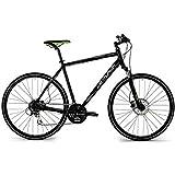 センチュリオン(CENTURION) クロスバイク CROSS LINE COMP 50 M.ブラック 44cm