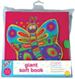 Galt Toys Giant Soft Book