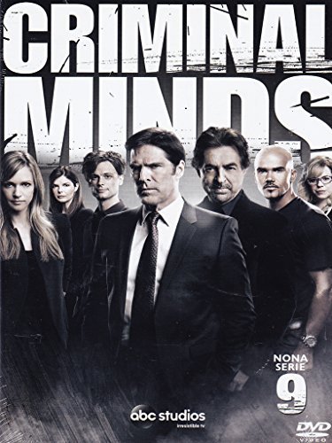 Criminal Minds 9 Serie (5 DVD)