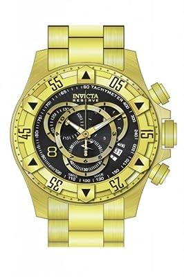 Invicta Men's 80624 Excursion Quartz 3 Hand Black Dial Watch