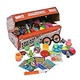 Fun Express Deluxe Treasure Chest Toy Assortment (50 Piece) (Discontinued by manufacturer)