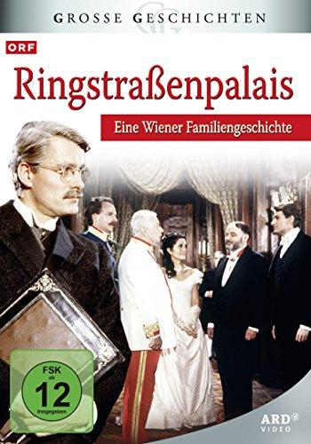 Große Geschichten - Ringstraßenpalais [8 DVDs]