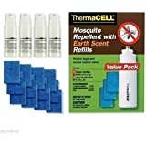 Thermacell Mosquito Repellent Refill With Earth Scent Value