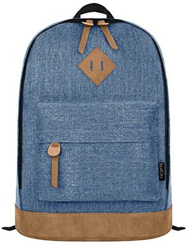 ecocity-clasico-laptop-backpack-rucksack-mochila-escolar-para-portatil-azul