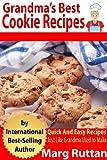 img - for Grandma's Best Cookie Recipes (Grandma's Best Recipes Book 3) book / textbook / text book