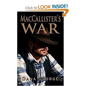MacCallister's War