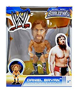 "WWE 3.5"" Bobble Head Figures Daniel Bryan"