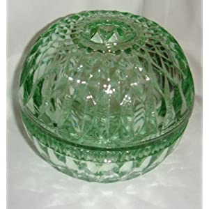Depression glass and 1940s, 50s, 60s glass patterns identification