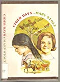 Cider Days (0060258373) by Stolz, Mary