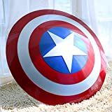 Gmasking ABS Captain America Adult Shield Life Size Prop Replica