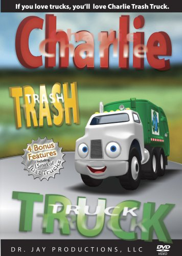 Charlie Trash Truck [DVD] [Import]