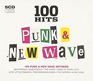 100 Hits Punk & New Wave