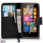 Nokia Lumia 635 Premium Leather Black...