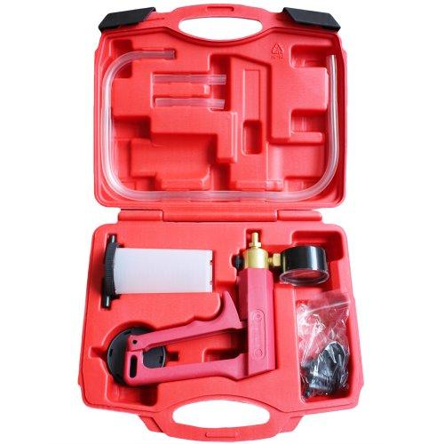 Jago VATE01 Vacuum Tester Brake Bleeder Set