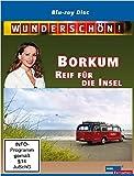 Image de Wunderschön! - Borkum: Reif für die Insel [Blu-ray] [Import allemand]