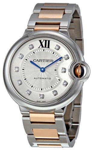 Cartier WE902031 - Orologio da polso da uomo