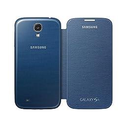 Flip Cover EF-FI950B - Tasche für Mobiltelefon - Blau