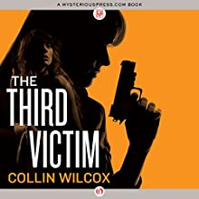 The Third Victim (       UNABRIDGED) by Collin Wilcox Narrated by Candace Thaxton