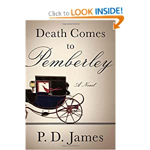 Death Comes to Pemberley  - P.D.James