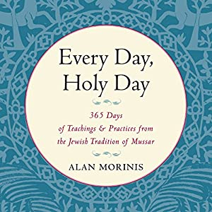Every Day, Holy Day Audiobook