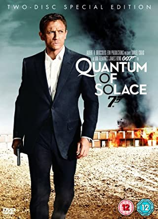 Quantum of Solace Two-Disc Special Edition DVD 2008 ...