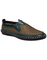 Mohem Men's Poseidon Slip-On Loafers Walking Shoes Casual Sandal Fashion Sneakers - 10.5 D(M) US