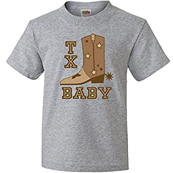 Inktastic TX Baby Boot Youth T-Shirts
