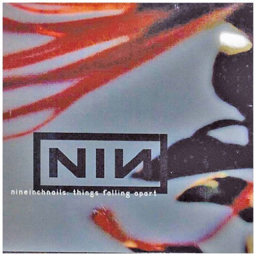 Things Falling Apart by Nine Inch Nails EP edition (2000) Audio CD