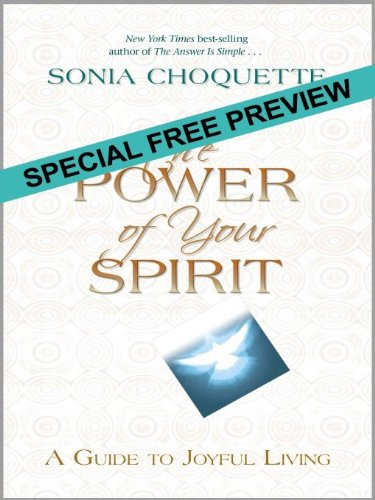 The Power of Your Spirit - Special Free Preview