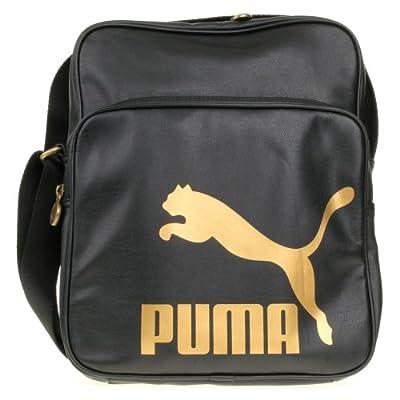 Puma Originals Flight Bag Black