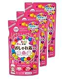 【まとめ買い】 ボールド 洗濯洗剤 液体 香りのおしゃれ着洗剤 詰替用 400g×3個