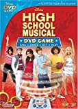 Cover art for  High School Musical: DVD Game