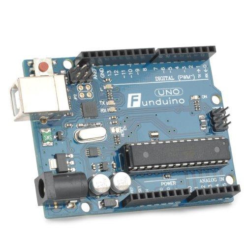 Diy Funduino Uno R3 Development Board Microcontroller With Usb Cable