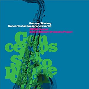 Concertos for Saxophone Quartet