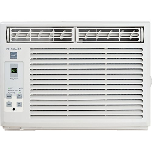 Cyber Monday Frigidaire 5,000 BTU 115V Window-Mounted Mini-Compact Air Conditioner with Full-Function Remote Control Price