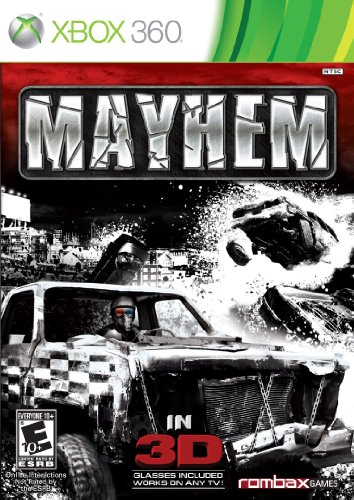 Mayhem 3D - Xbox 360 (Demo Derby Cars compare prices)