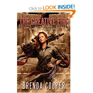 The Creative Fire (Book One of Ruby's Song)