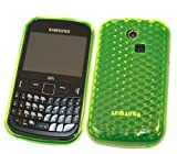 Cut Price Accessories Samsung Gel case for Model S3350 Chat (Green)